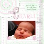 Charli's turn!!