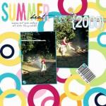 Summer heat…