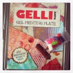 Getting my Gelli on