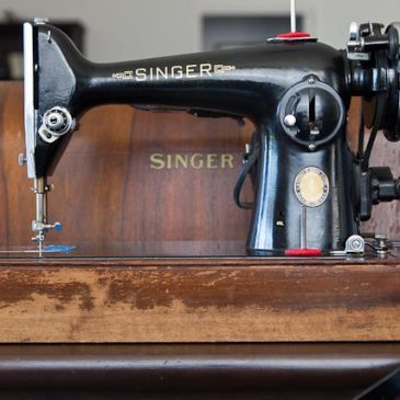 Reviving Elsie, my vintage Singer 201K