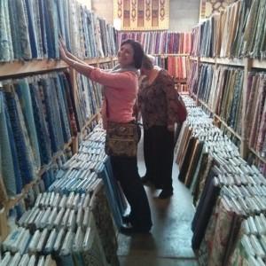 Lisa Shopping