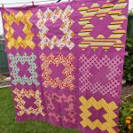 Simply Retro challenge – May quilt finish