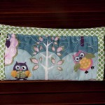 Owl bag for Fiona