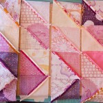 Quilting tip – chain piecing