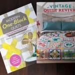 September quilting book reviews