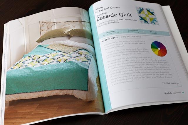 Seaside Quilt from Vintage Quilt Revival