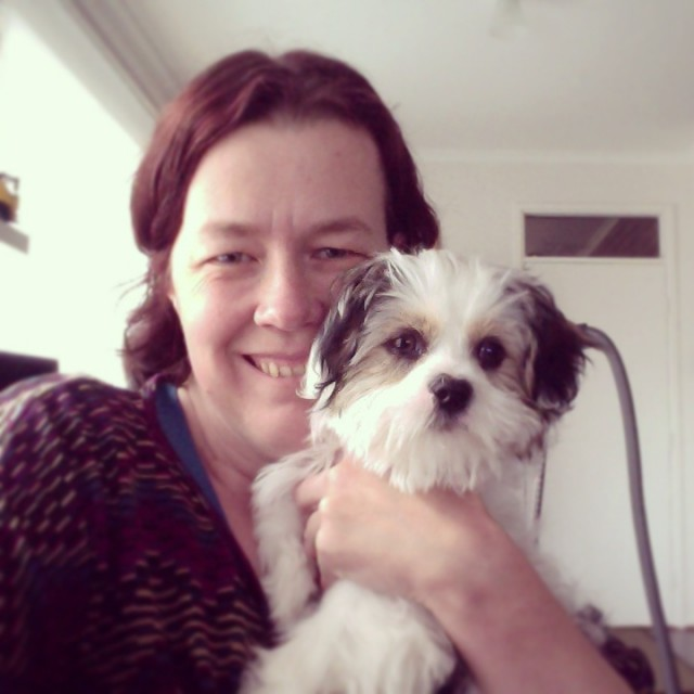 #selfiewithpuppy - it's a real thing!