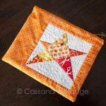 Perfect present – Citrus Star Pouch