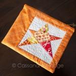 Perfect present – Citrus Star Pouch