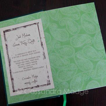 Handcrafted bespoke notebooks