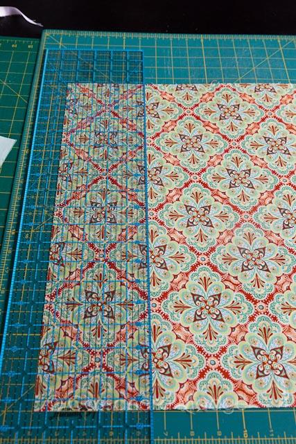 Plus quilt tutorial by Cassandra Madge
