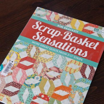 November quilting book review