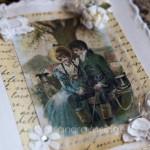 Jane Austen swap goodies