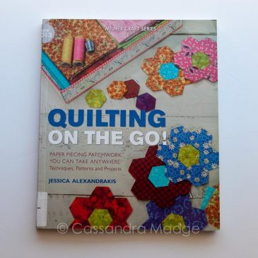December quilting book review