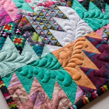 My Number One Tip for Learning Free Motion Quilting