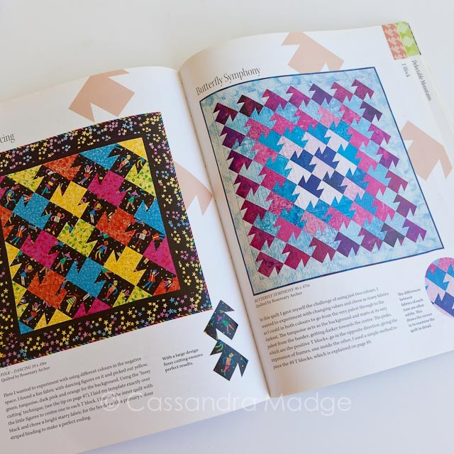 Book Review - Tessellation Quilts