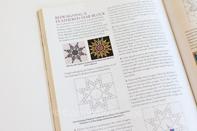 Book review - Drafting for the Creative Quilter