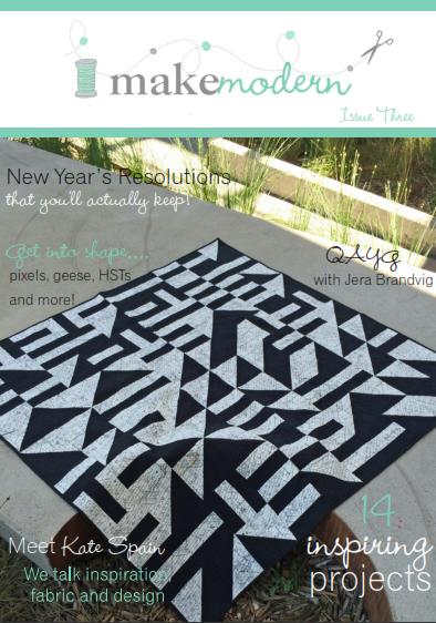 Make Modern Cover Issue Three