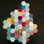 Hexagon quilting January update