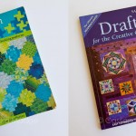February quilting book reviews – Tessellation and Creative Drafting
