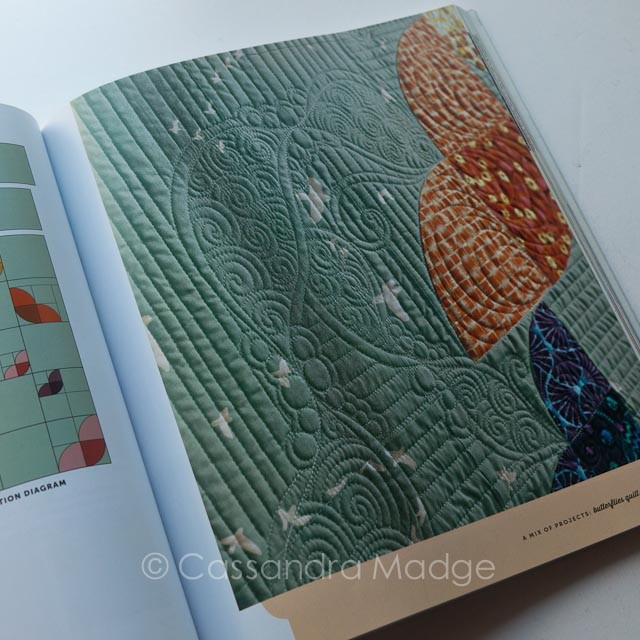 Book review - A quilters mixology