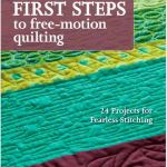 Free-motion quilting GIVEAWAY