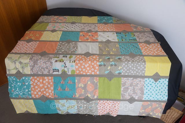 Bluebird Park Fox River Quilt