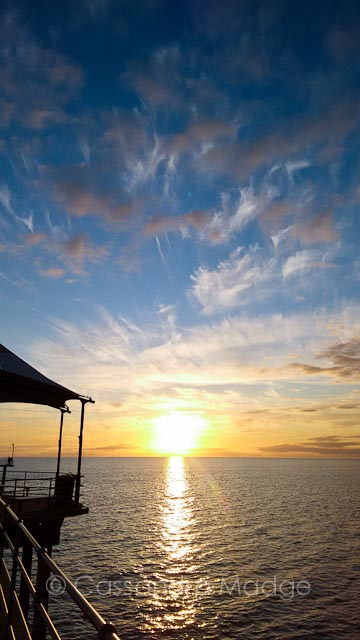Brighton Beach and Jetty, South Australia