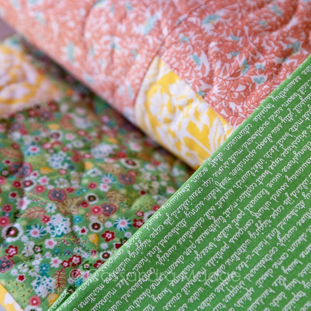 Fabric shopping - binding
