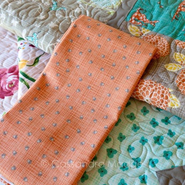 Fabric shopping - binding