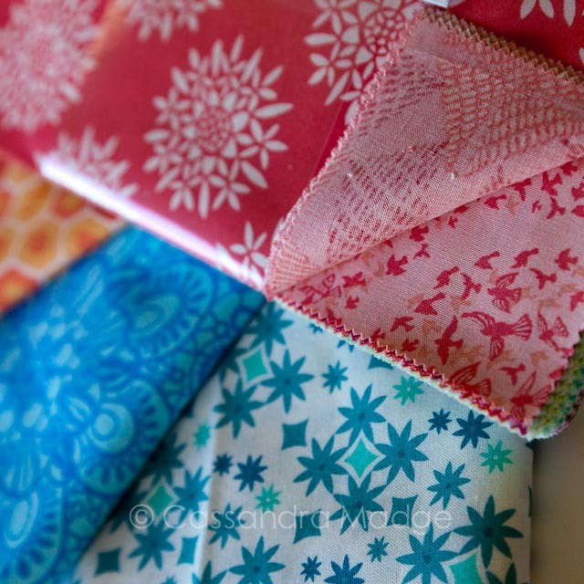 Kate Spain fabric from Tricia's Discount Fabrics