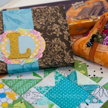 Quilty Sisters Bee parcels for Lynda and Tanya