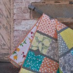 Bluebird Park quilt – finished!