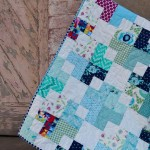 Ocean Swell quilt – finished!