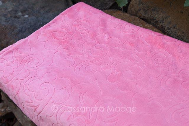Baby bumble quilt - Cassandra Madge