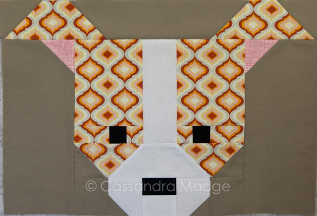 Moonshine Sew Fresh Quilts Dog Gone Cute Puppy 1