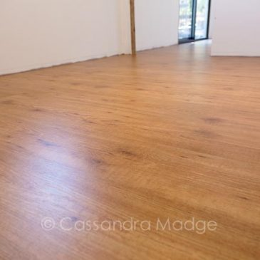 Quilting studio renovation – Week 9