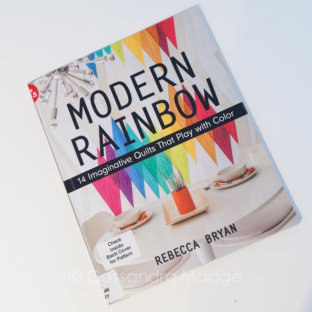 Modern Rainbow book review - Cassandra Madge
