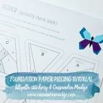 Foundation Paper Piecing Tutorial – Part 1