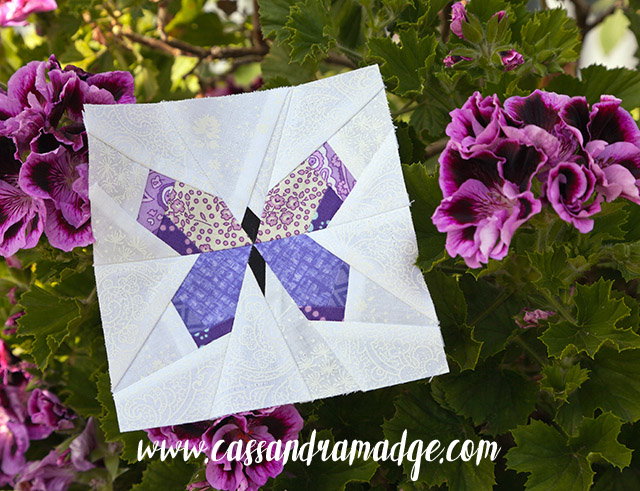 Foundation Paper Piecing Tutorial Cassandra Madge
