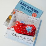 November quilting book reviews – Patchwork Please and Zakka-Style Gifts