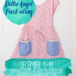 Dottie Angel Frock-along – Pleats and Pockets, Part 1.