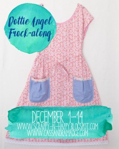 Dottie Angel Frock-along Cassandra Madge