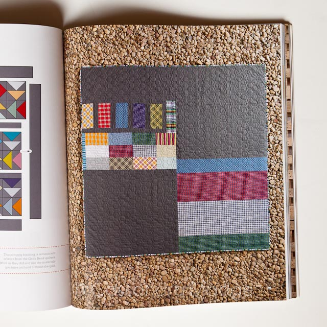 Quilting Book Review  - By the Block