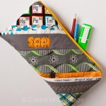 Sewing with children – the Pencilcase Project