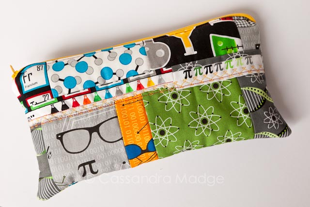 Pencilcase Project - Cassandra Madge