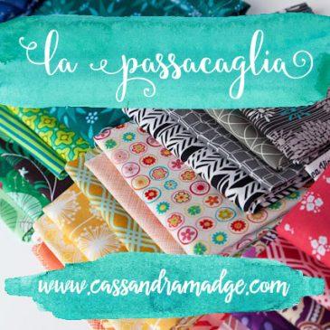 Preparing for La Passacaglia