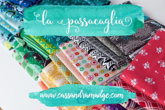 La Passacaglia_Cassandra Madge