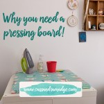 A pressing matter of importance to all quilters!