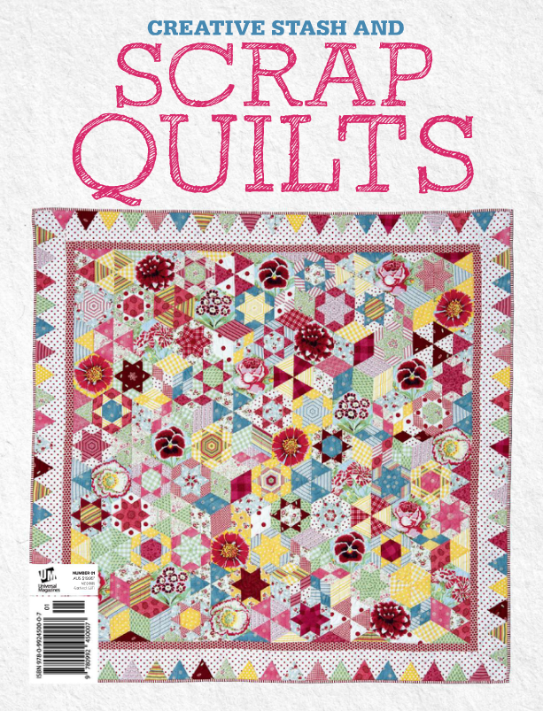 Creative Stash and Scrap Quilts